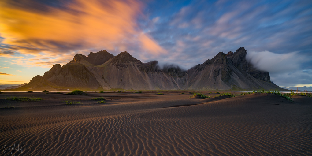 Vestrahorn by Cory Marshall