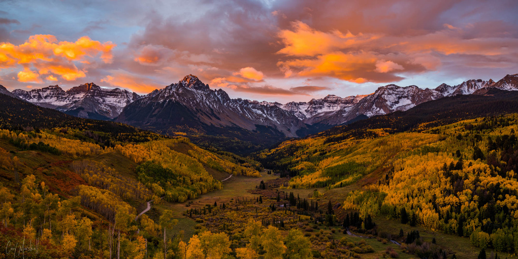 Colorado Gold by Cory Marshall
