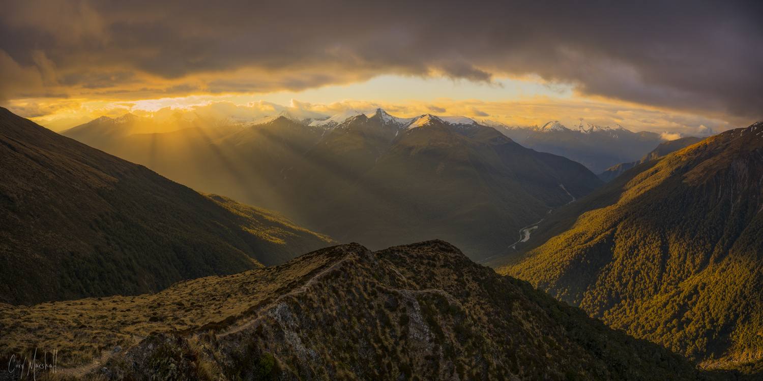 Southern Alps by Cory Marshall