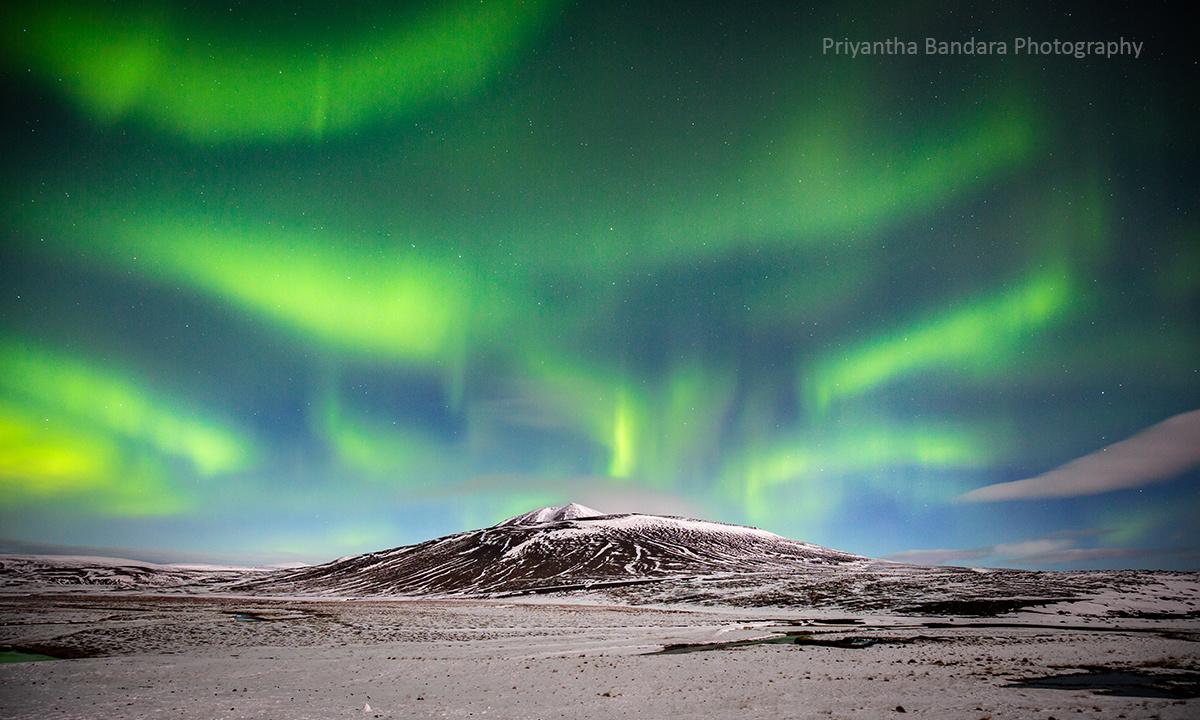 Aurora Sky by Priyantha Bandara