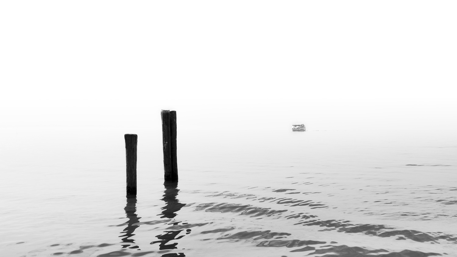Searching a safe harbor by Andrea Mingaroni