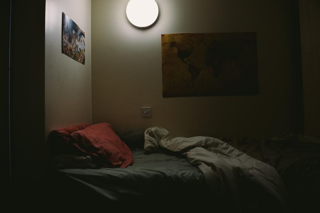 Sleep by Calvin Merry
