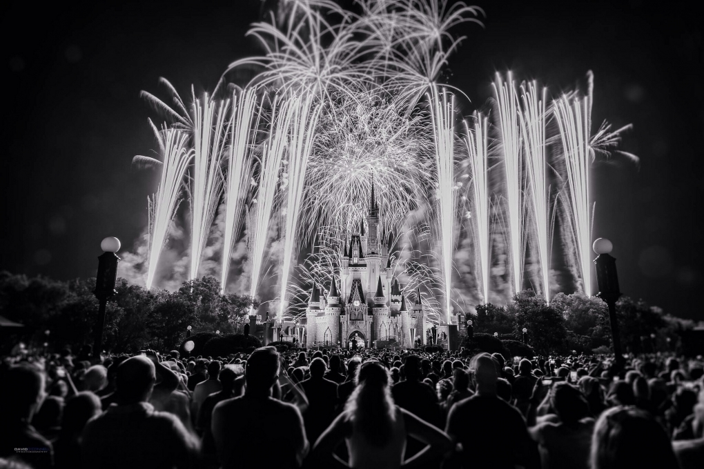 Wishes Finale - Magic Kingdom by David O'Connell