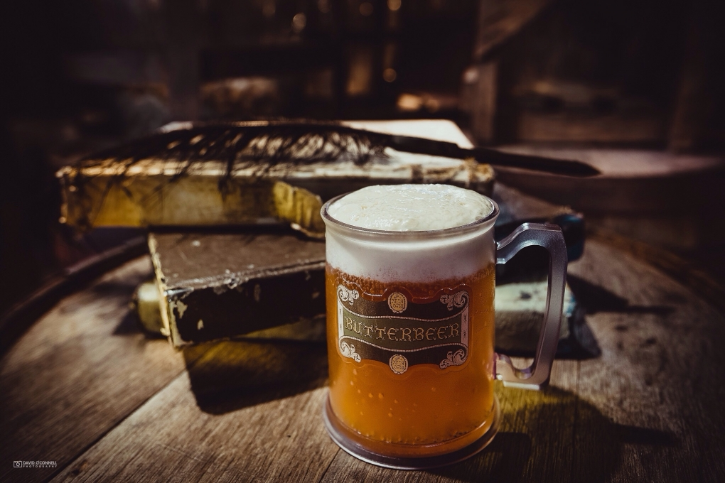 ButterBeer by David O'Connell