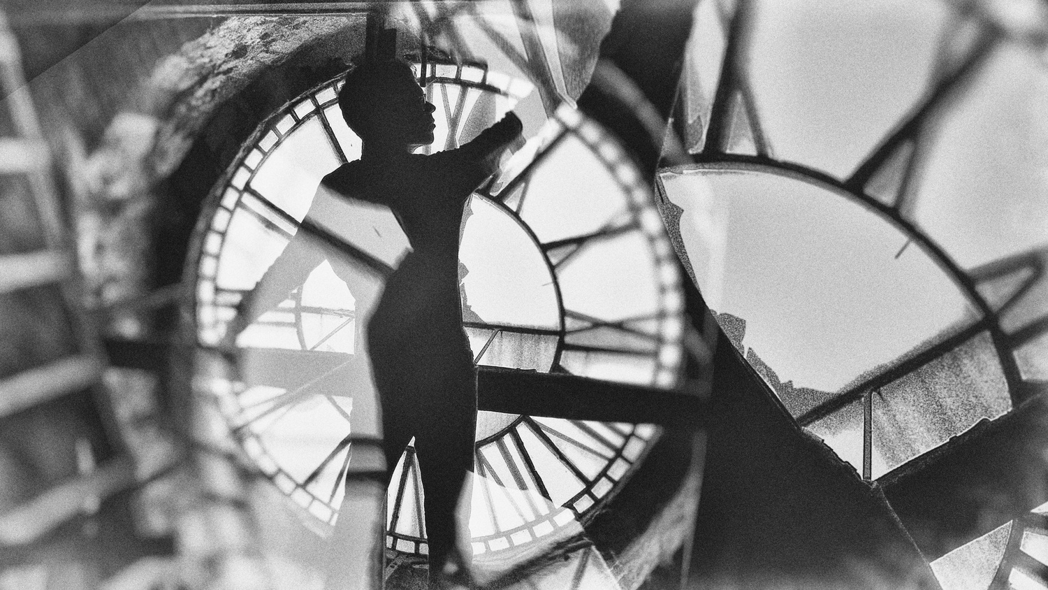 Double-Exposed Time by Carl Viktor