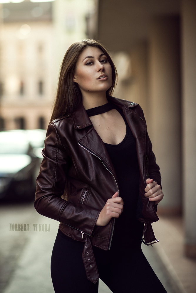 Alexandra - Natural light by Norbert Tukora