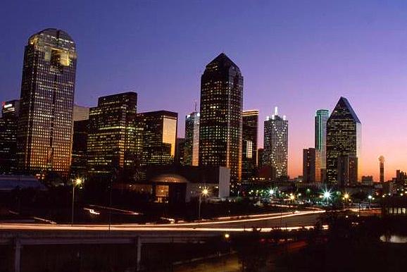 Dallas by Dan Santema