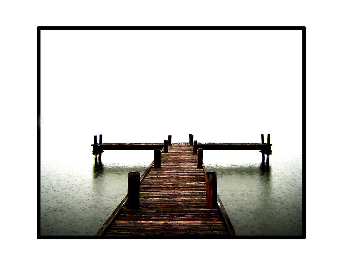 Dock by Dan Santema