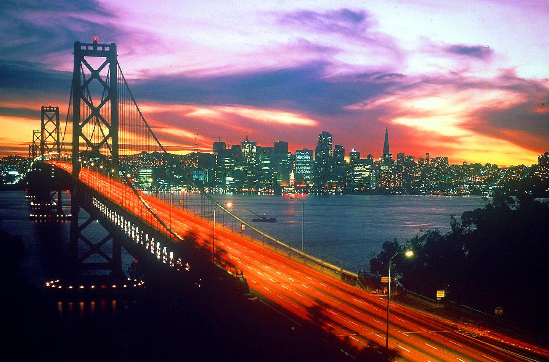 San Francisco by Dan Santema