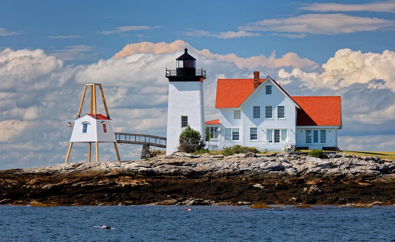 Hendricks Head Lighthouse by Rob Lace