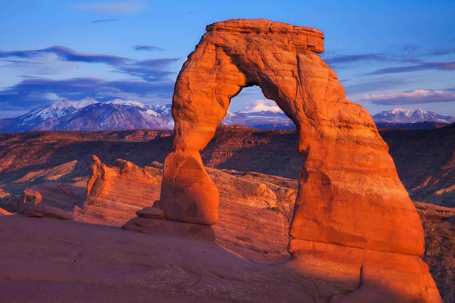 Delicate Arch by Rob Lace