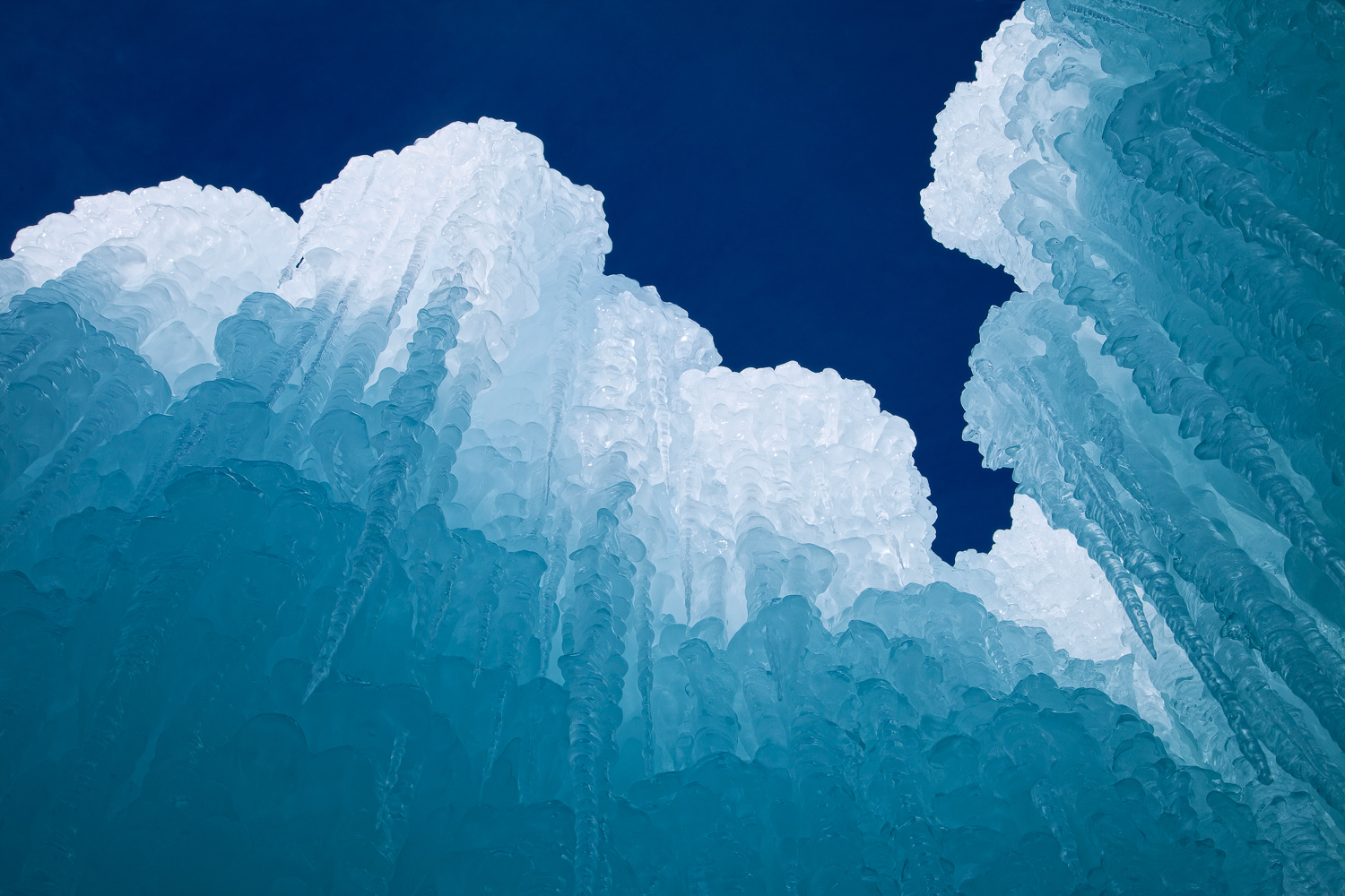 Pillars of Ice by Rob Lace