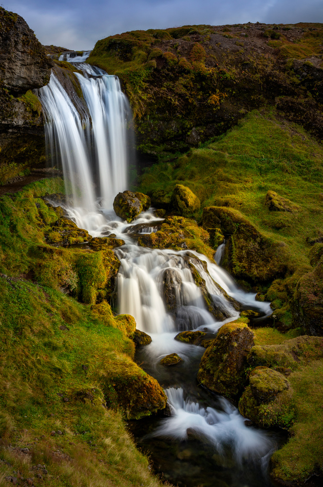 Sheep's Waterfall by Rob Lace