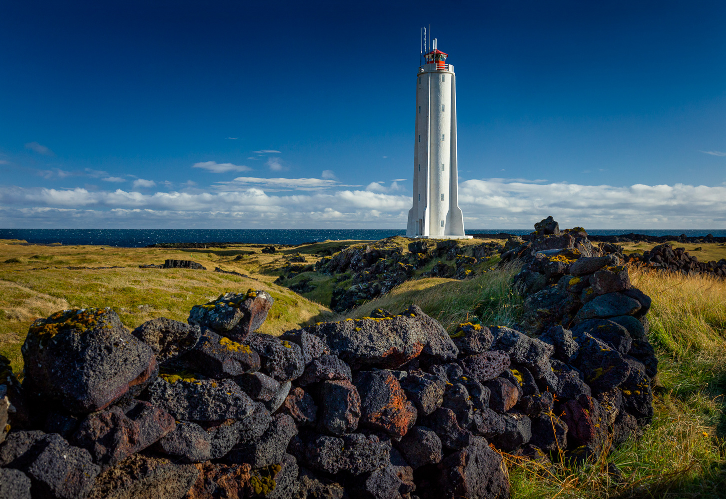 Malarrif Lighthouse by Rob Lace
