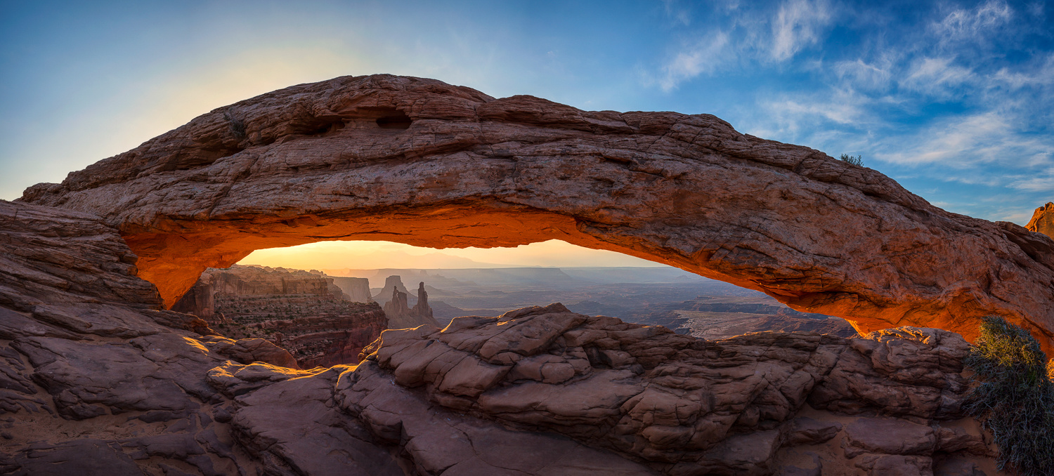 Mesa Arch by Rob Lace