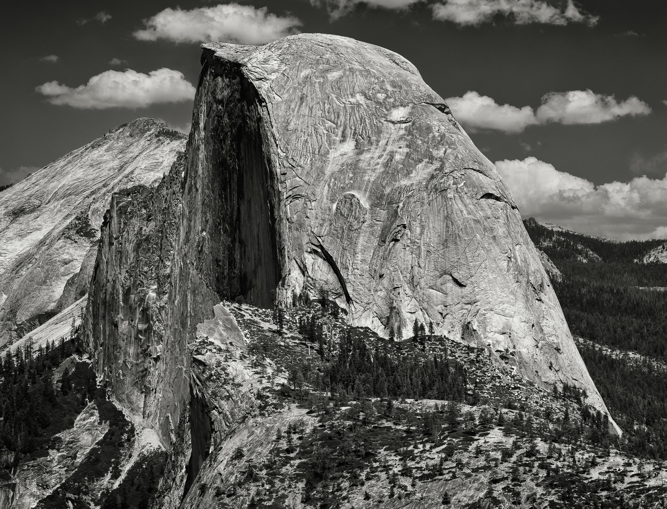 Half Dome by Rob Lace
