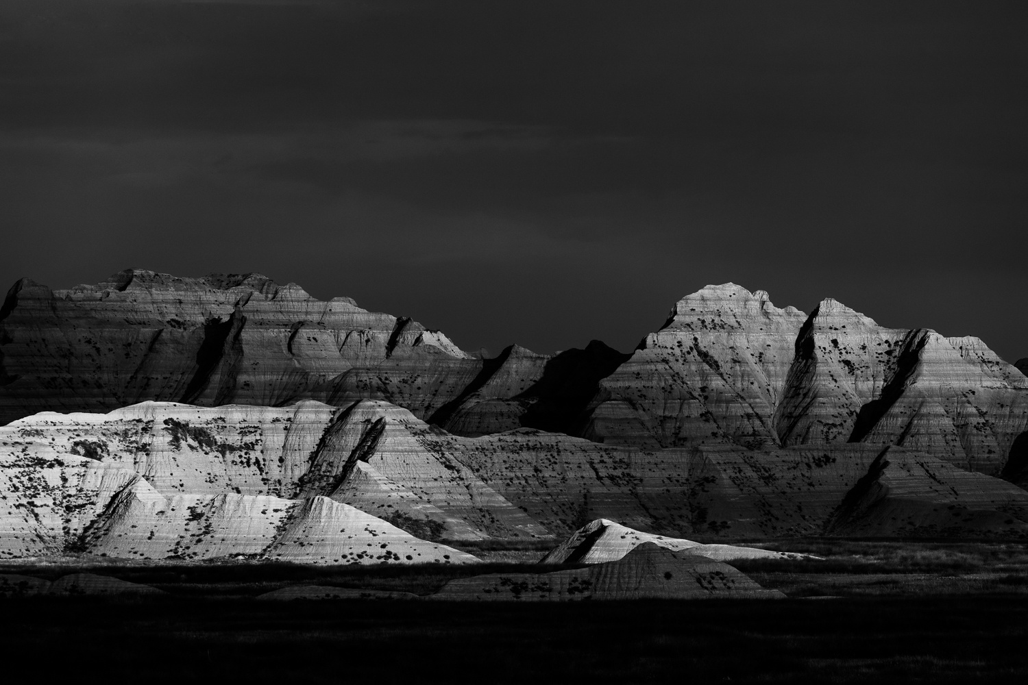 Badlands by Rob Lace