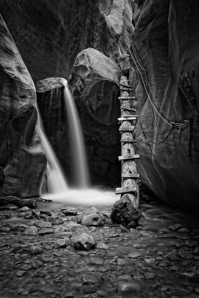 Kanarra Creek by Rob Lace