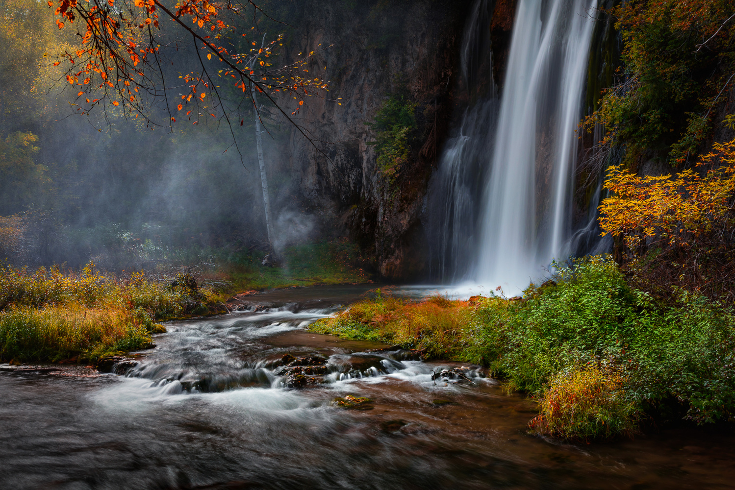 Spearfish Falls by Rob Lace