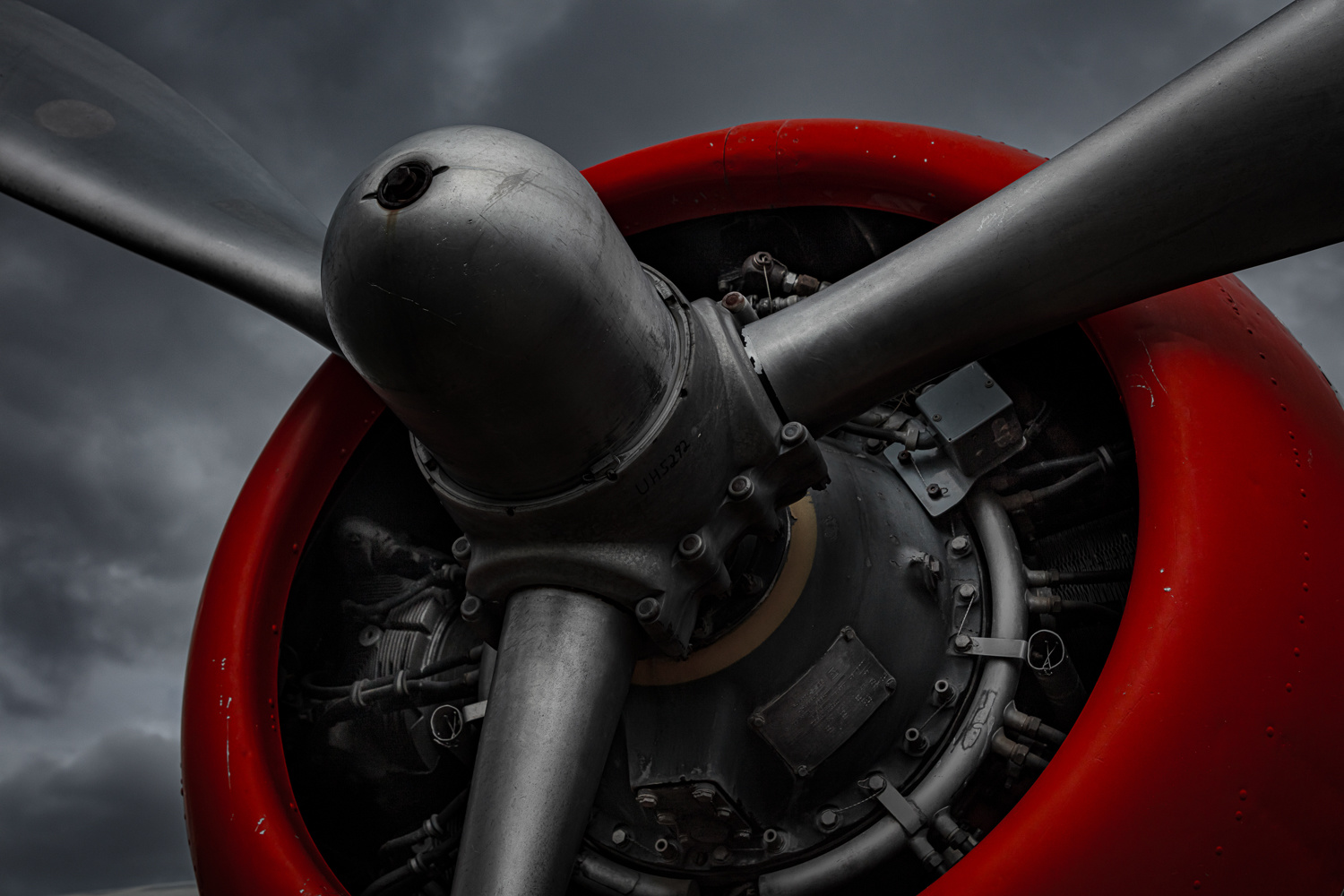Pratt and Whitney power by Rob Lace