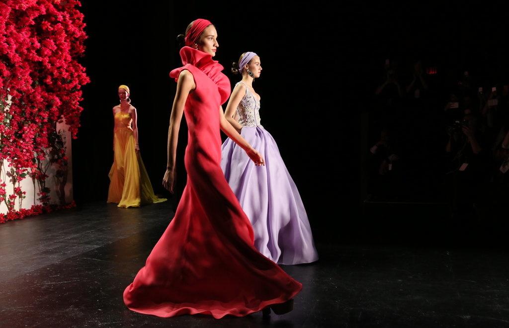 Fashion Runway by Dwight Samuels