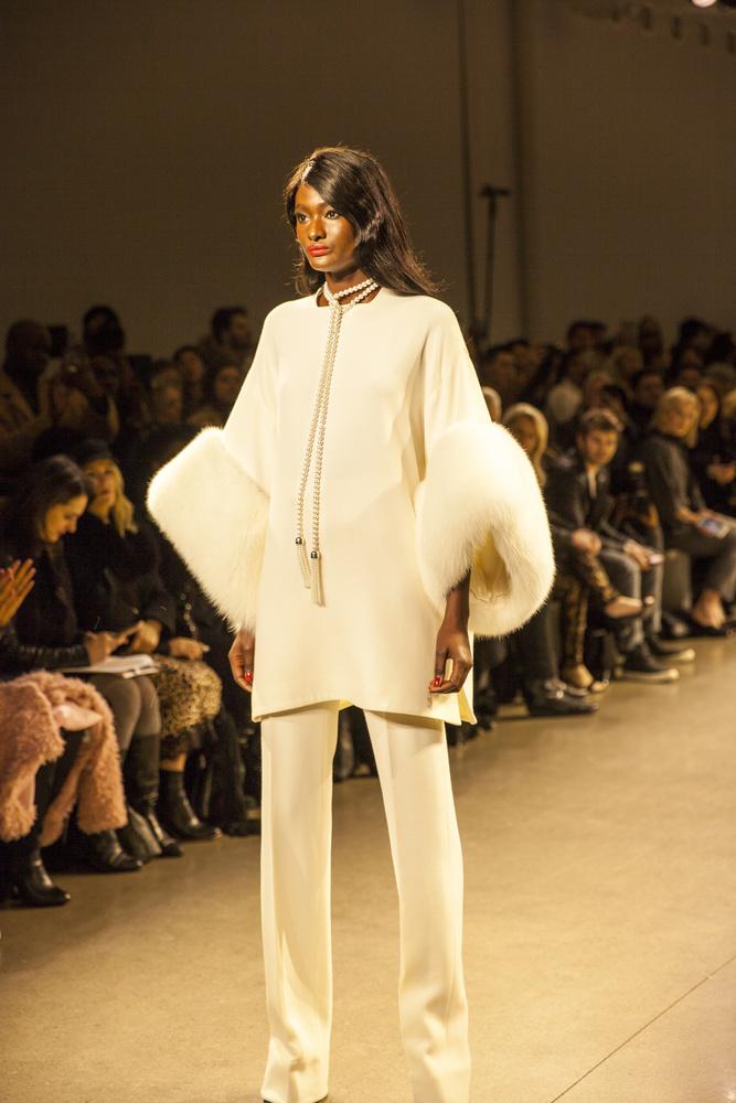 NY Fashion Week by Dwight Samuels