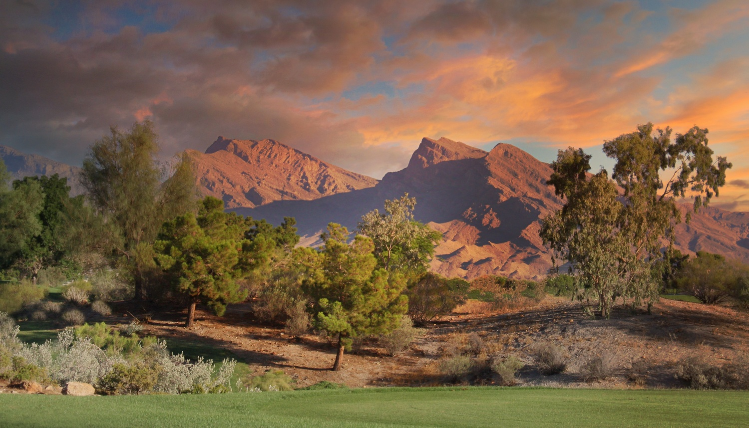 Golf Course View by Timothy Kieper