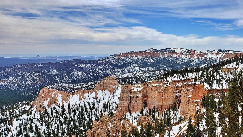 Bryce Canyon Winter by Timothy Kieper