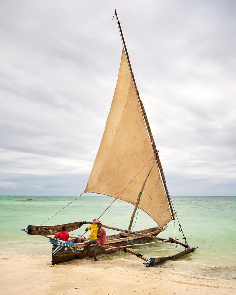 Zanzibar by Michael Kloetzer