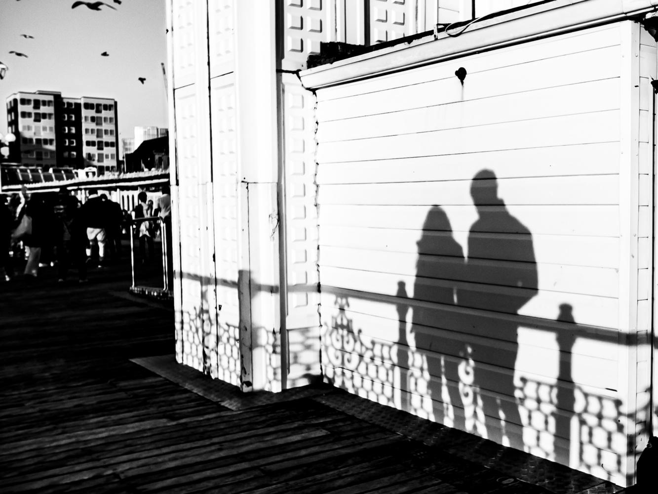 Shadow Couple by Dan Bridge