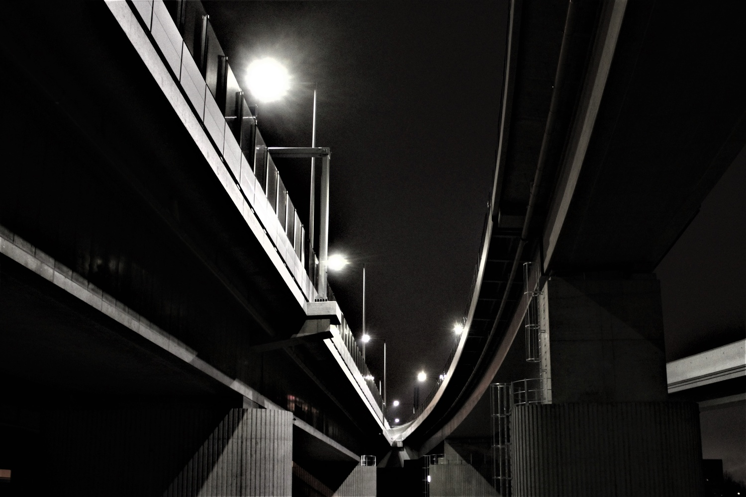 The bridge over troubled water by Shhh Linz