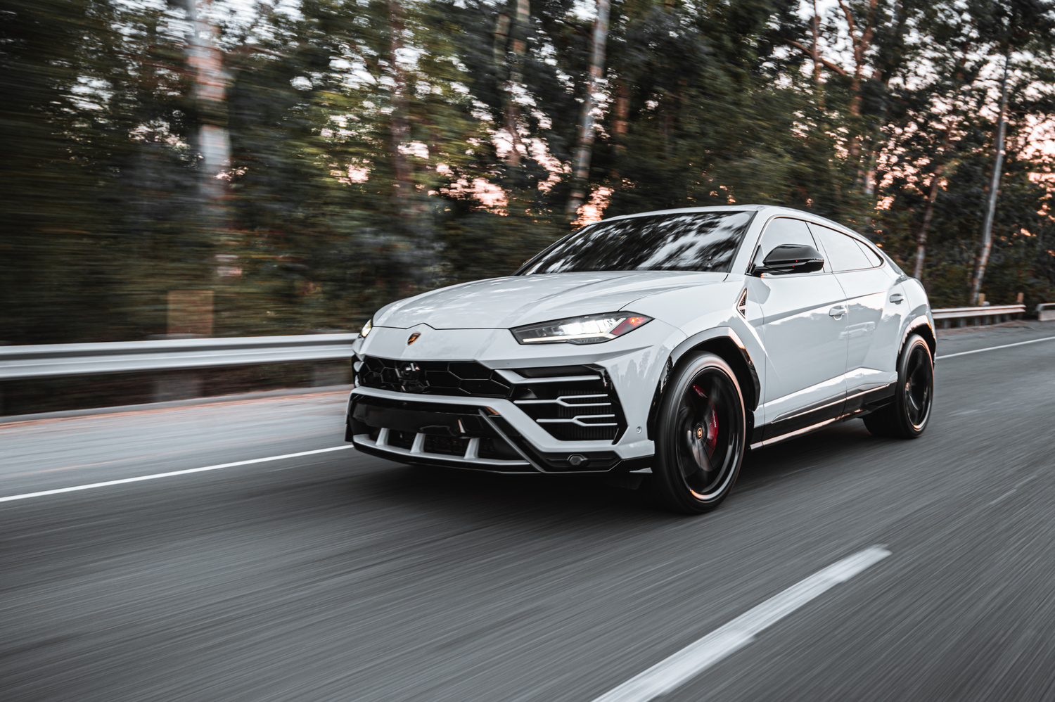 Urus Roller by Peter Parker