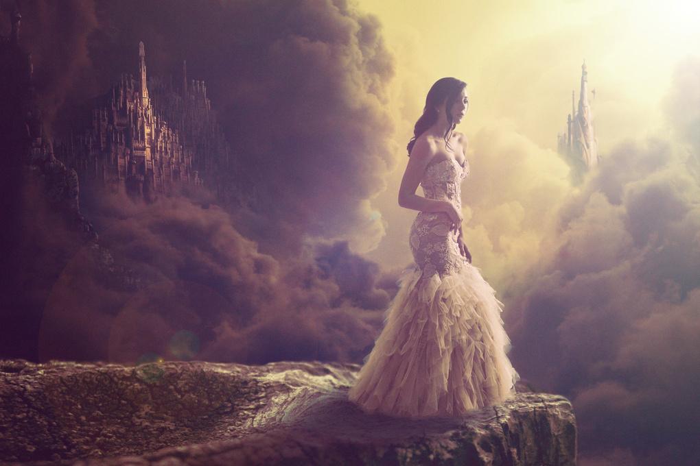 Cloud Kingdom by Savi You