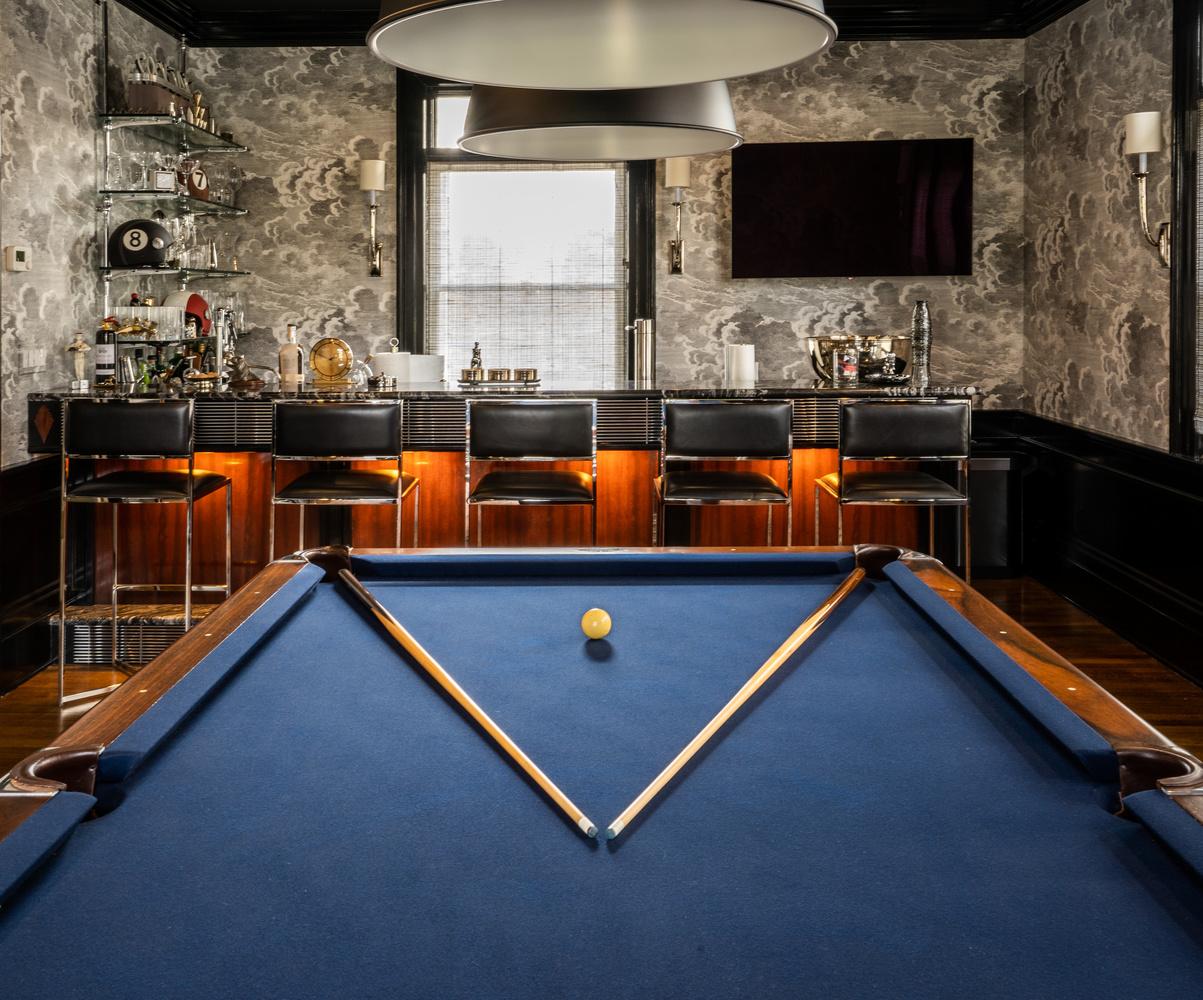 Bar by Chris Hill
