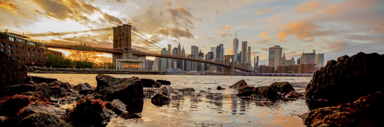 Golden Brooklyn by Artem Shestakov by Artem Shestakov