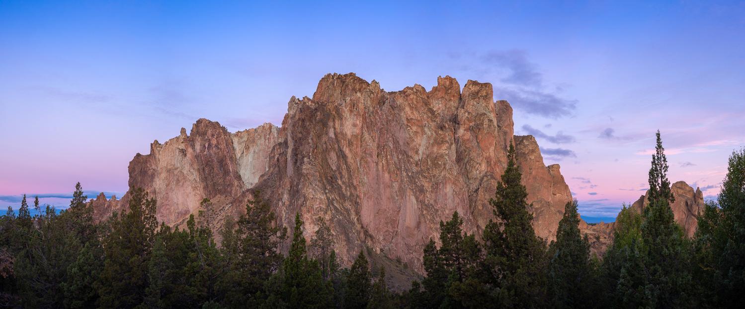 Smith Rock Sunrise by Ryan Mense