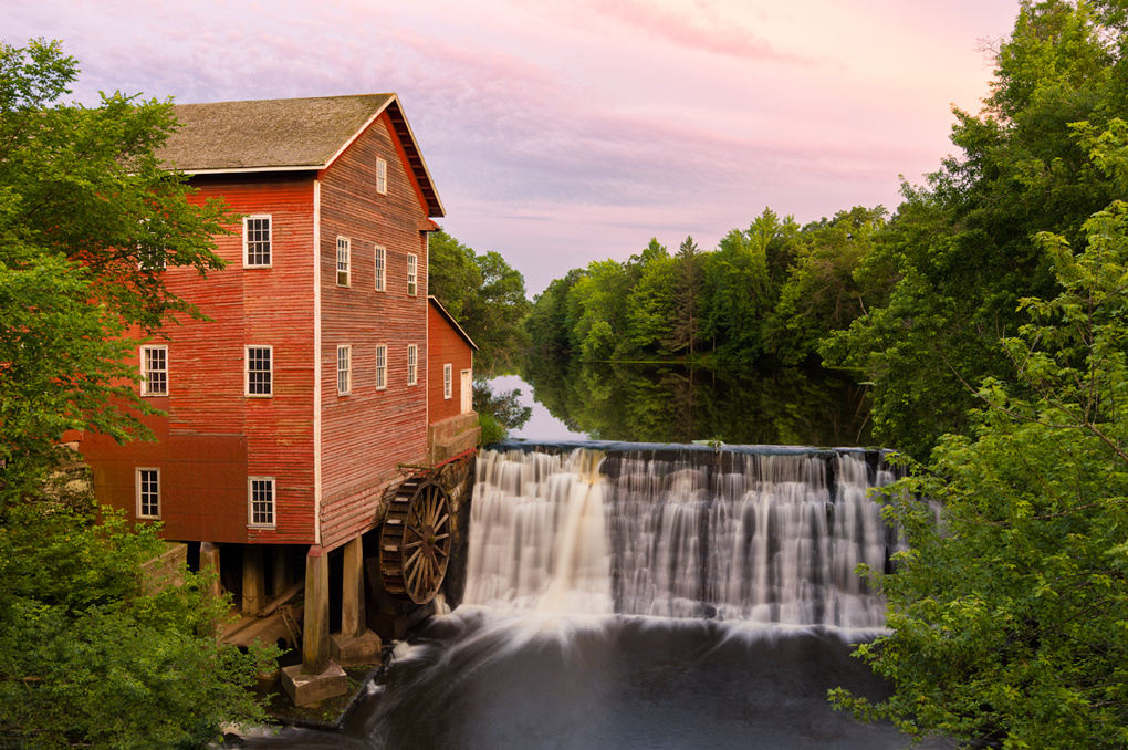 The Dells Mill by Ryan Mense