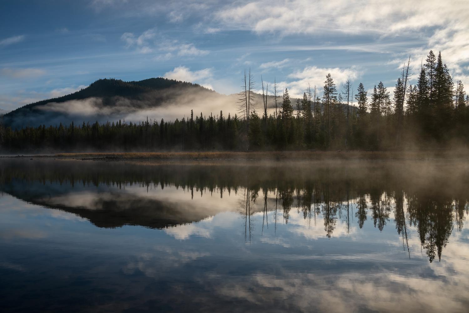 Sparks Lake by Ryan Mense