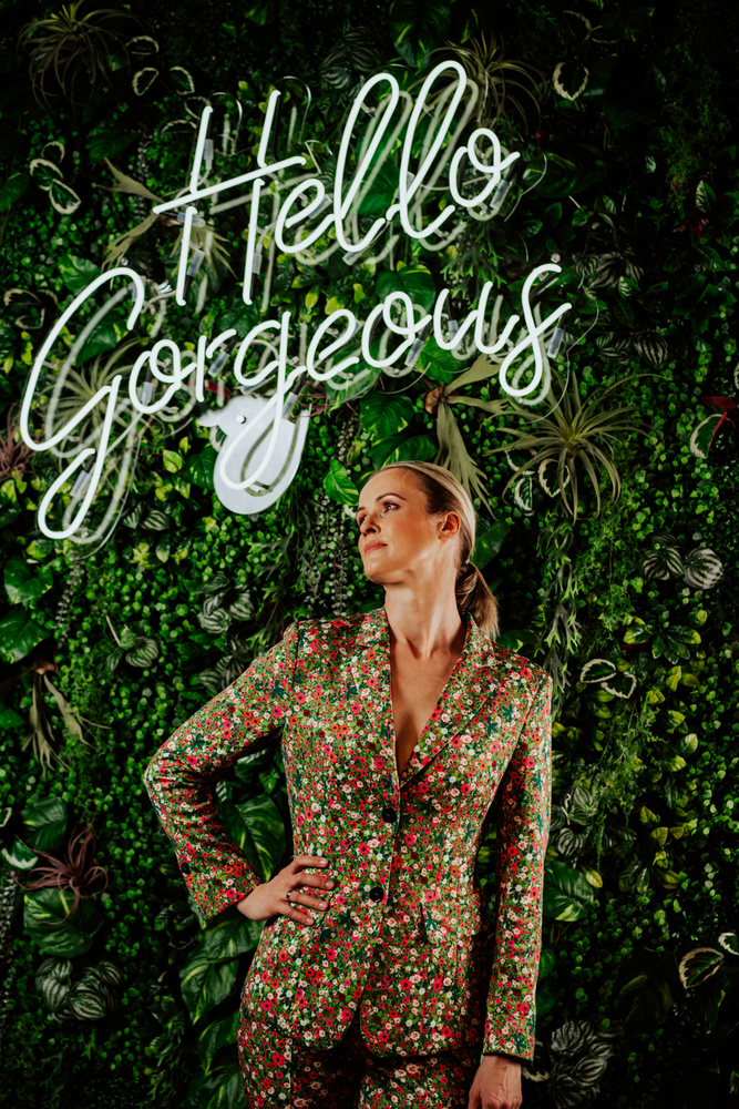 Hello Georgeous by Nadine Wilmanns