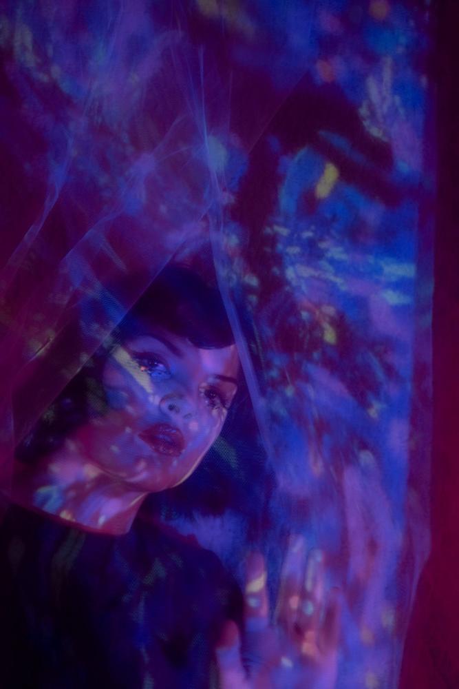 The Depressive Cosmic Prison by Jessica Arredondo