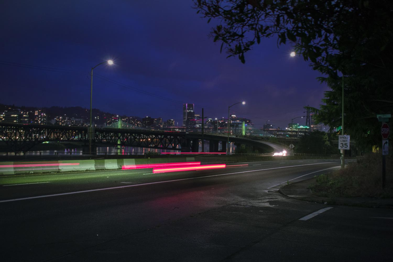 Trunk Lights by Jessica Arredondo