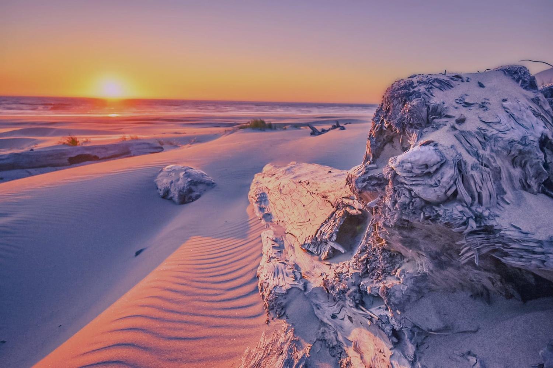 You Frosty Little Beach by Jessica Arredondo
