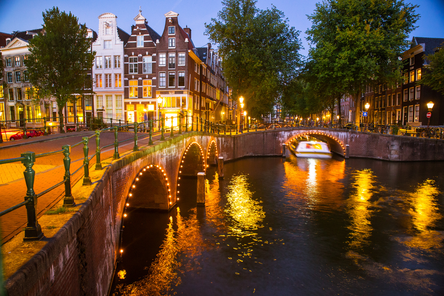 Amsterdam by Lisa Combs