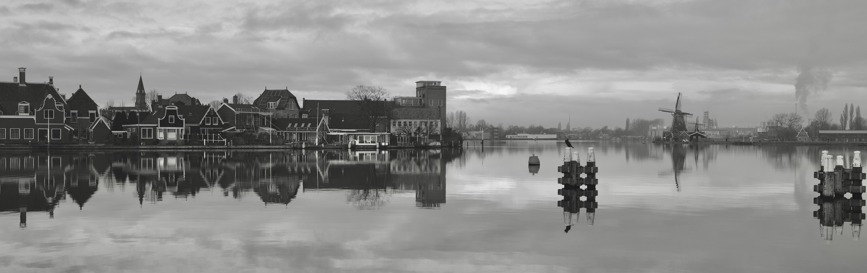 Zaanse Schans 1 by Cees Albers