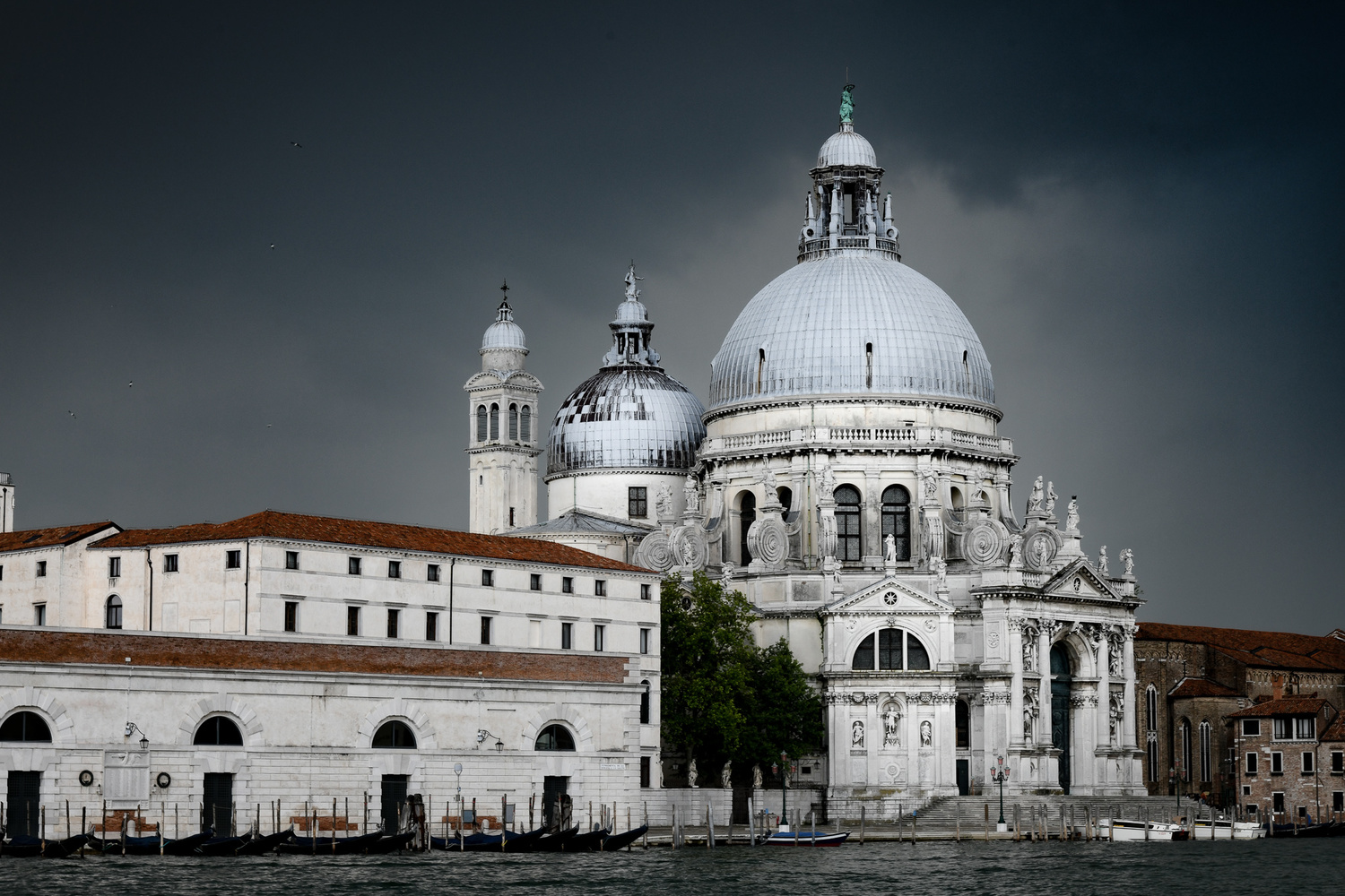 Santa Maria delle Salute by Martin Weiss
