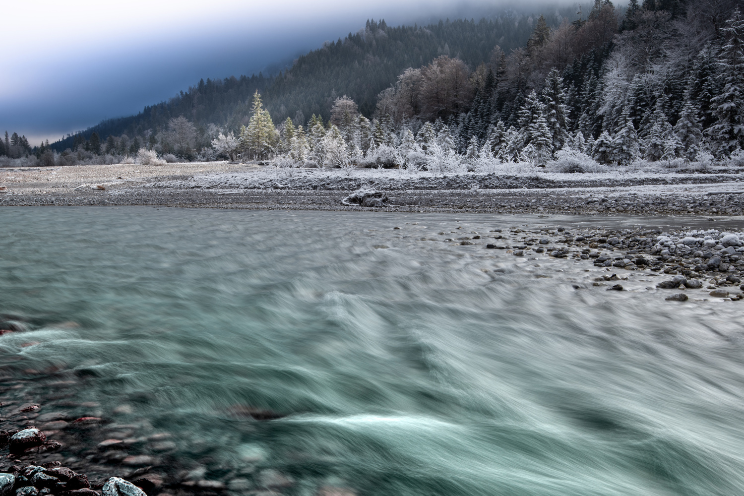 Cold River by Martin Weiss
