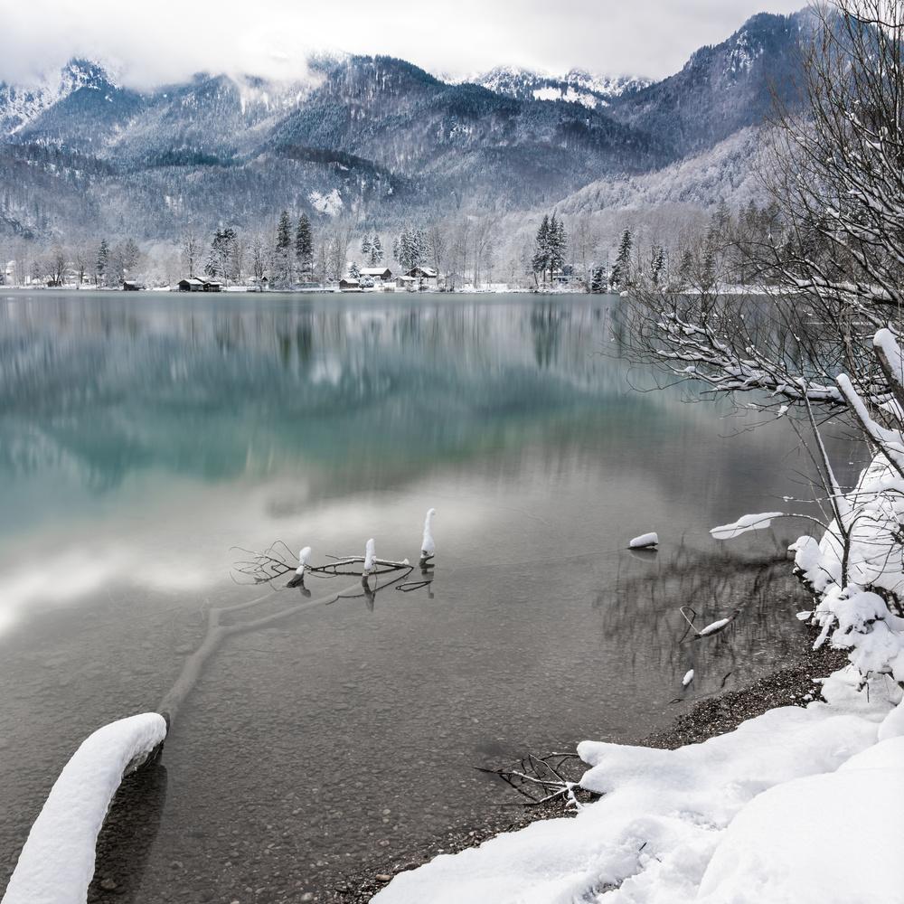 Kochelsee / Lake Kochel by Martin Weiss