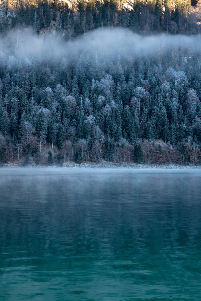 Before sunrise by Martin Weiss