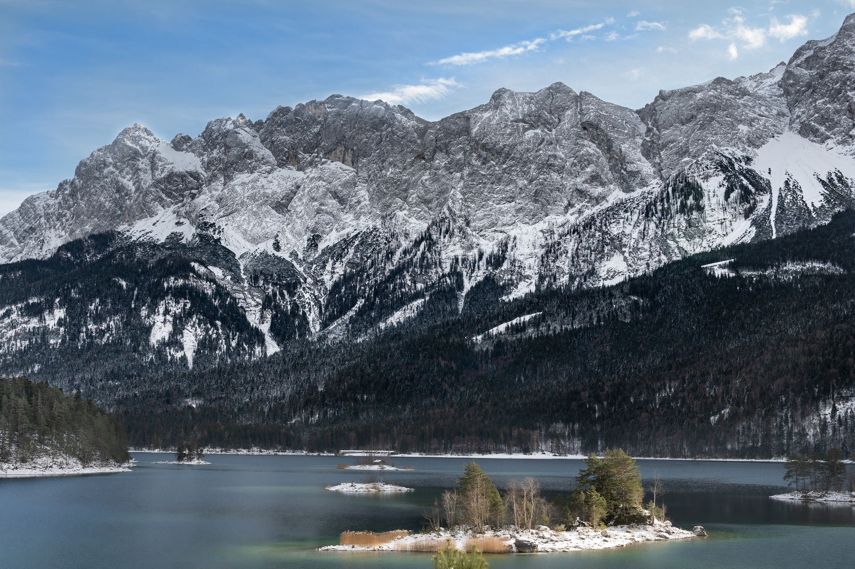 Bavarian Alps Zugspitze by Martin Weiss
