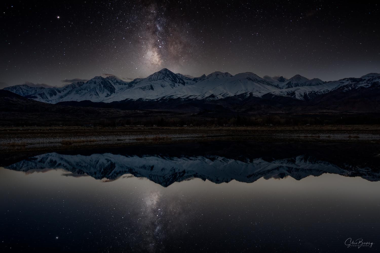 Stars at Owens by Steve Berkley